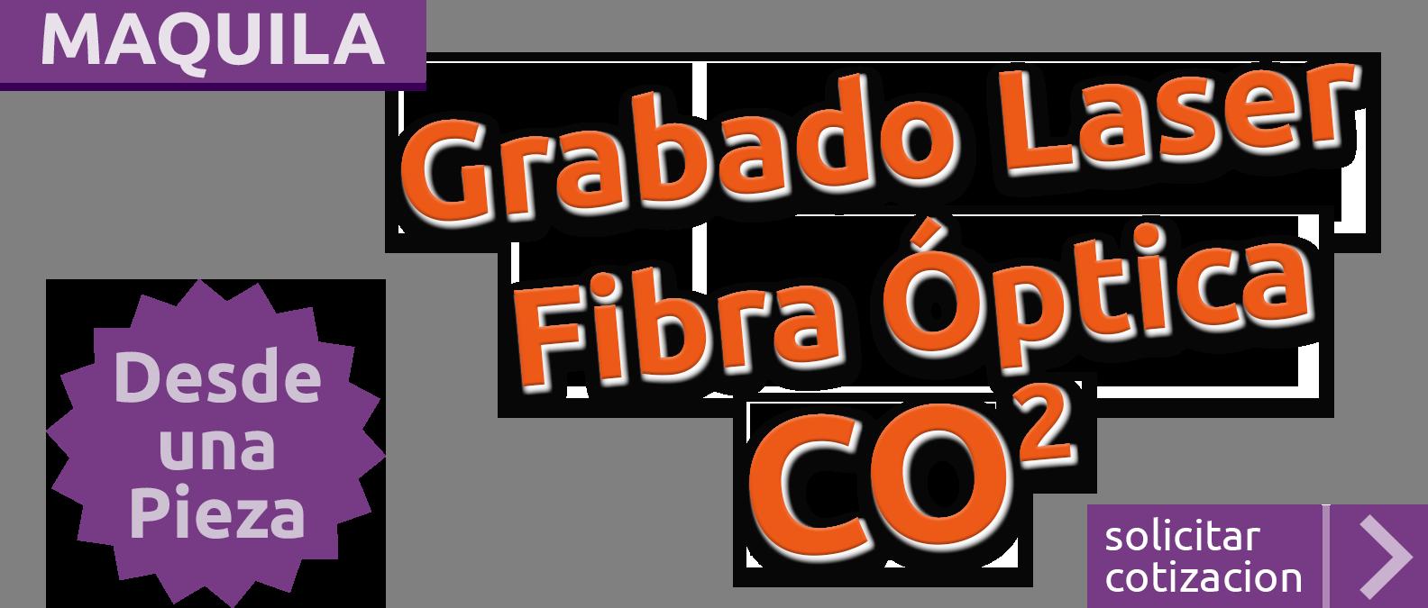 Grabado laser, maquila de impresion con fibra optica, maquila de corte con co2, articulos promocionales Puebla