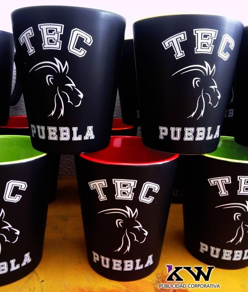 TEC Puebla, Taza equipo deportivo 1, Trabajos Recientes