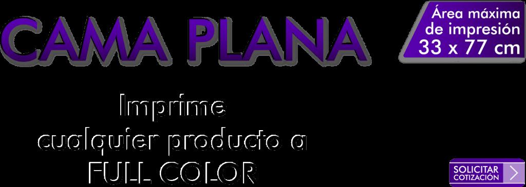 Impresion en Cama Plana Articulospromocionaleskw.com