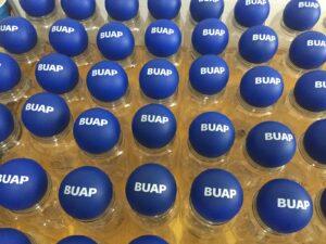 #BUAP #Pelota Antiestres #KW Publicidad Corporativa 4, Trabajos Recientes