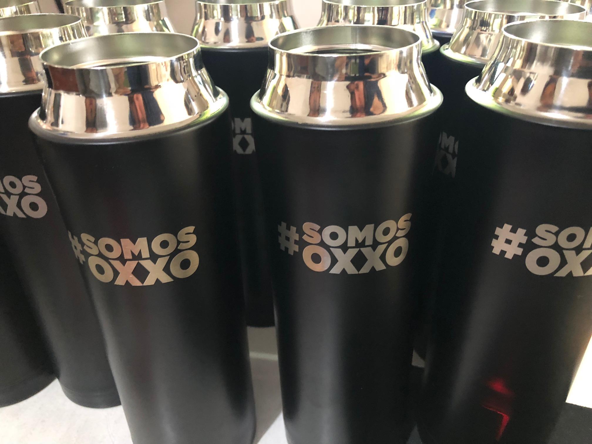 ·Somox OXXO ·KW 3, Trabajos Recientes