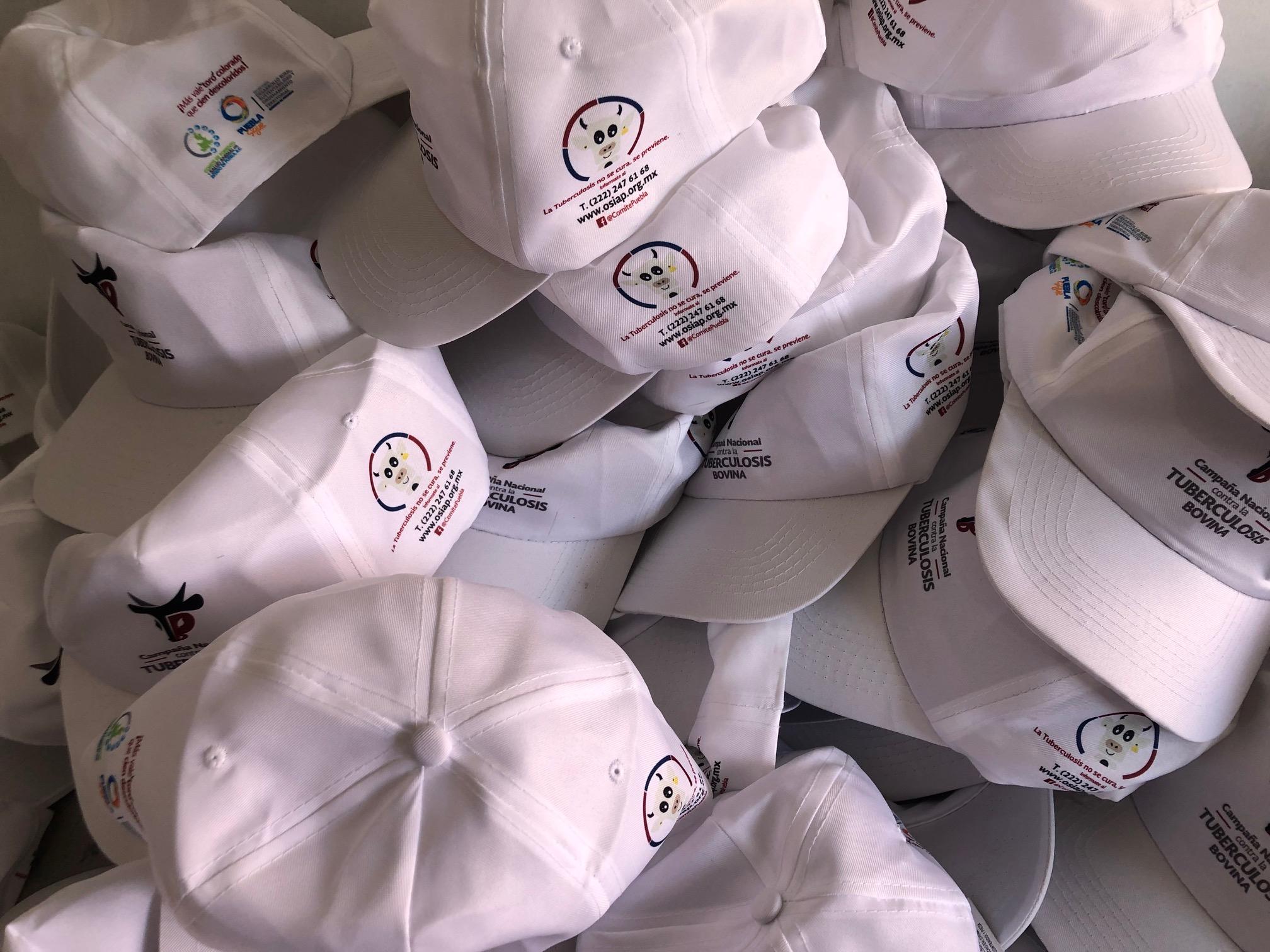 ·Gorra Sublimada ·Gobierno de Puebla · KW 3, Trabajos Recientes