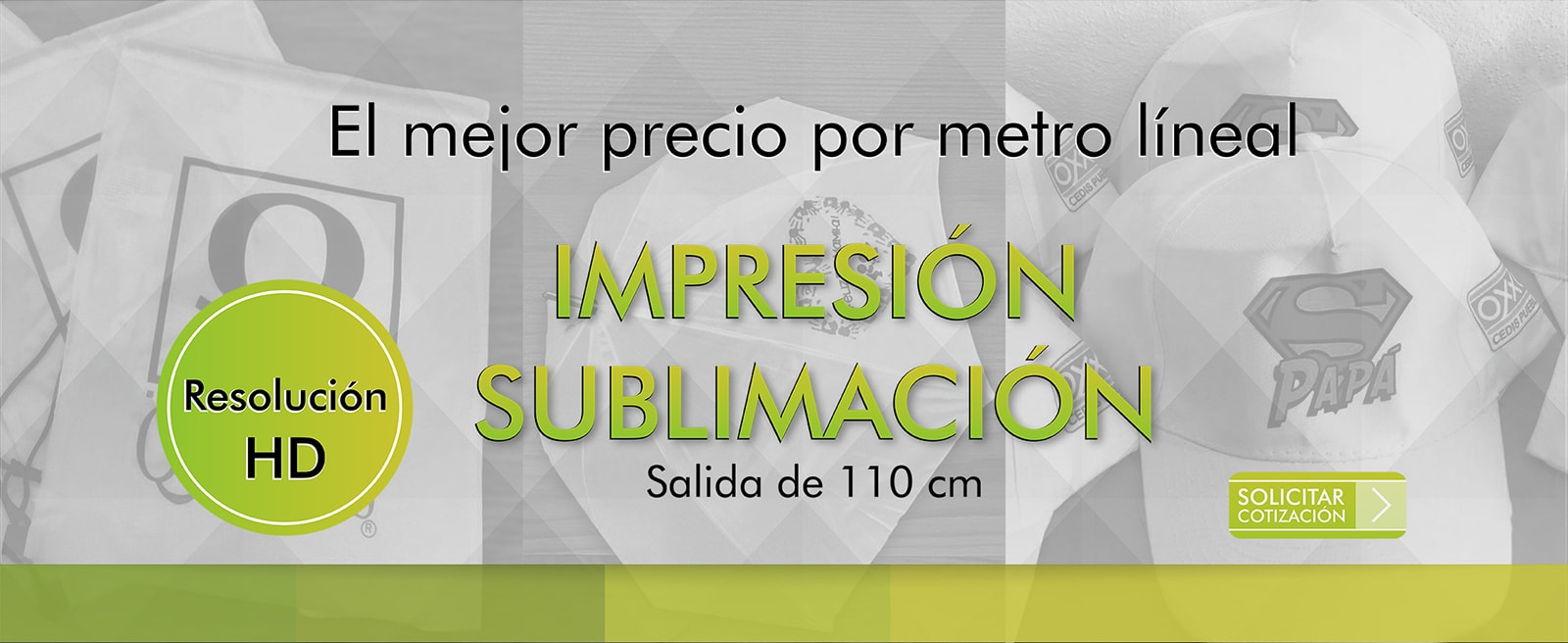 Impresion en Sublimacion en Puebla
