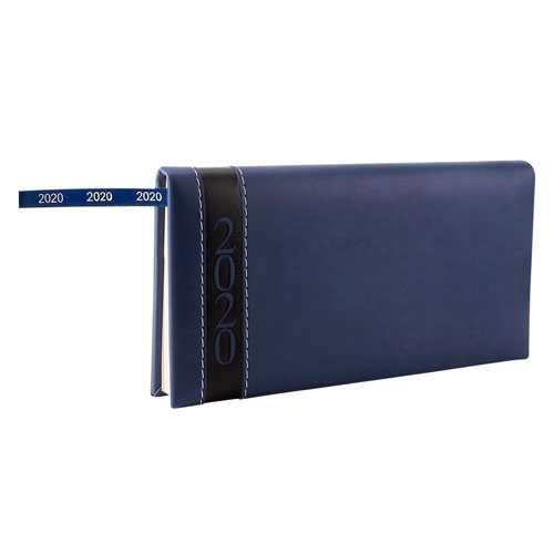 AGB 020 A agenda de bolsillo clasica 2020 azul 2