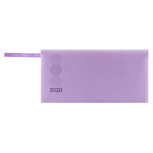 AGBT 020 M agenda de bolsillo terra 2020 morado 5