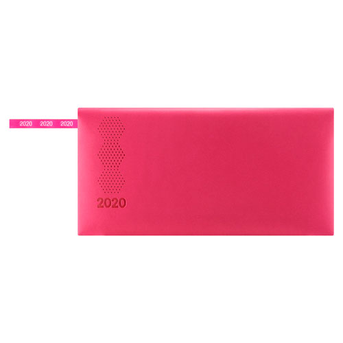 AGBT 020 P agenda de bolsillo terra 2020 rosa 1