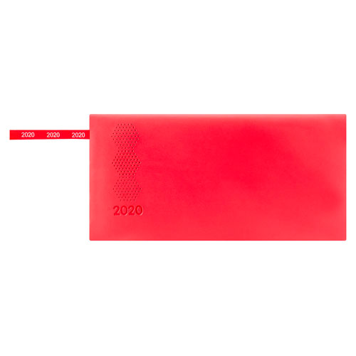 AGBT 020 R agenda de bolsillo terra 2020 rojo 1