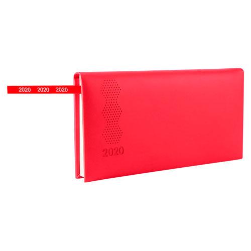 AGBT 020 R agenda de bolsillo terra 2020 rojo 2
