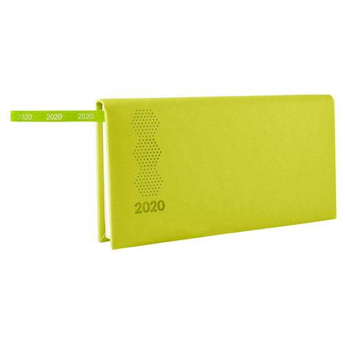 AGBT 020 V agenda de bolsillo terra 2020 verde 2