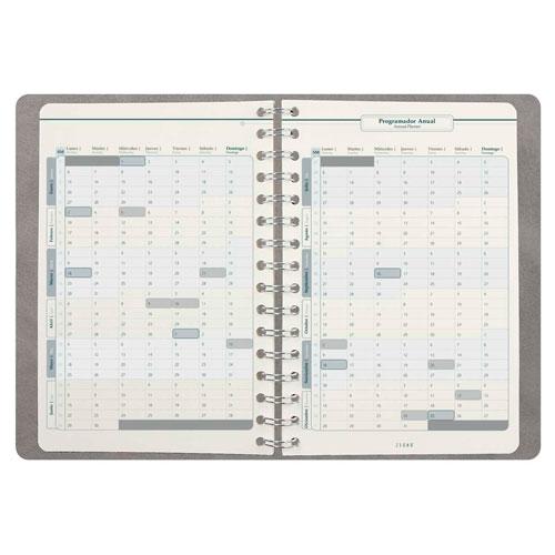 AGS 020 G agenda semanal belarus 2020 gris 2