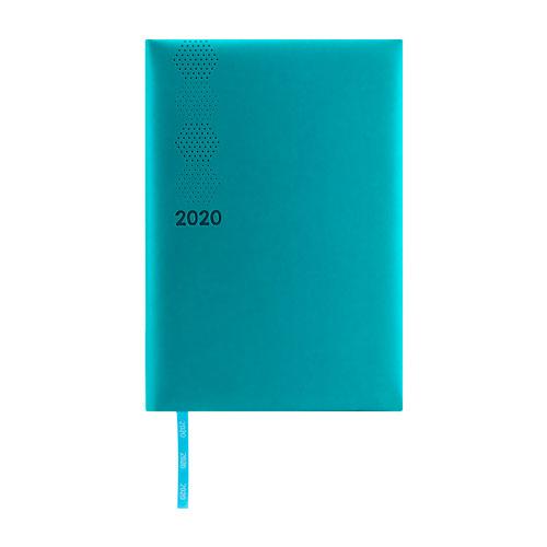 AGT 020 A agenda diaria terra 2020 color azul