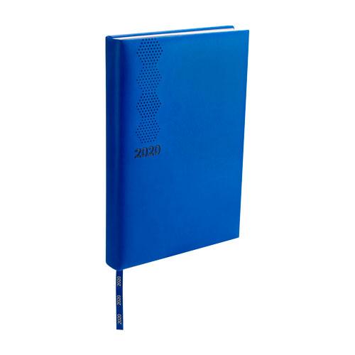 AGT 020 AR agenda diaria terra 2020 azul rey 2