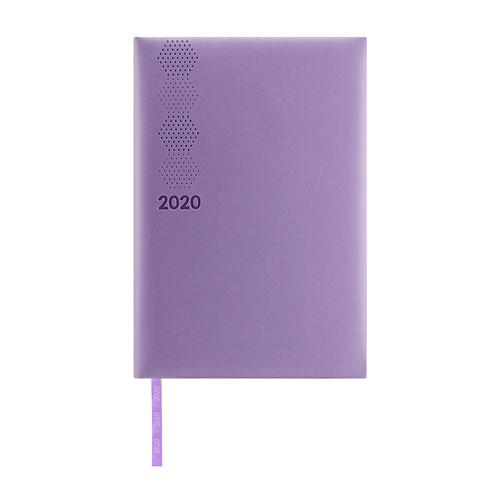 AGT 020 M agenda diaria terra 2020 morado