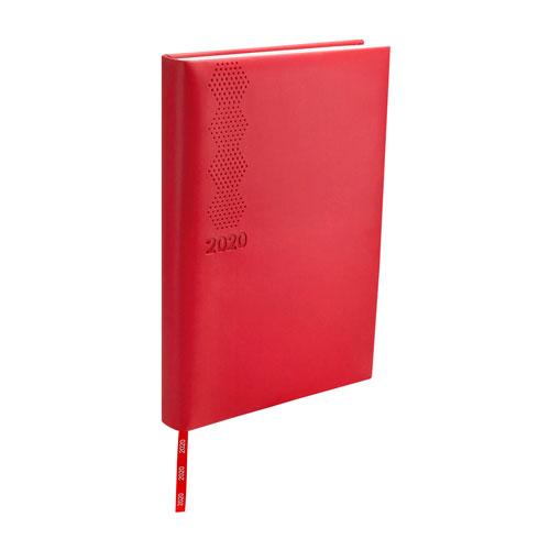 AGT 020 R agenda diaria terra 2020 color rojo 2