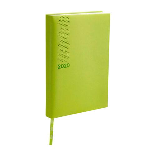 AGT 020 V agenda diaria terra 2020 color verde 2