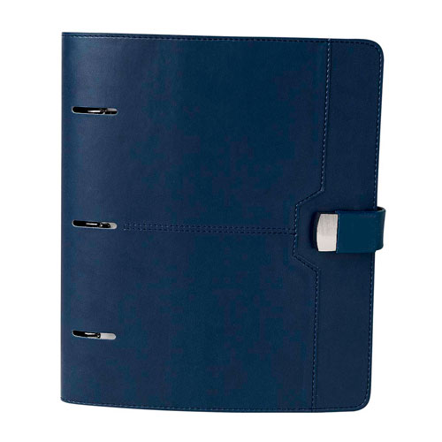 AGU 020 A agenda diaria usb veraldi 2020 azul 6
