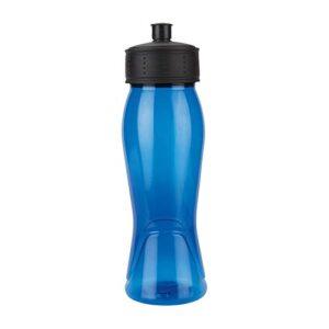 ANF 003 A cilindro twister azul translucida