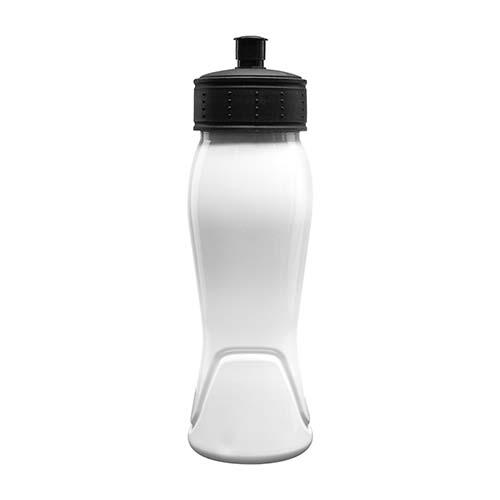 ANF 003 BS cilindro twister color blanco solido 3