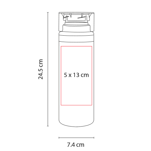 ANF 006 V cilindro lake color verde 2
