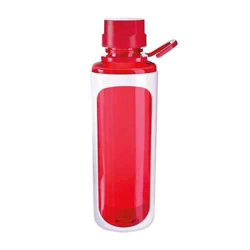 ANF 008 R cilindro kali color rojo translucido 3