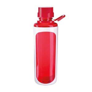 ANF 008 R cilindro kali color rojo translucido