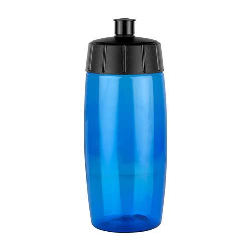 ANF 009 A cilindro sinker azul translucido