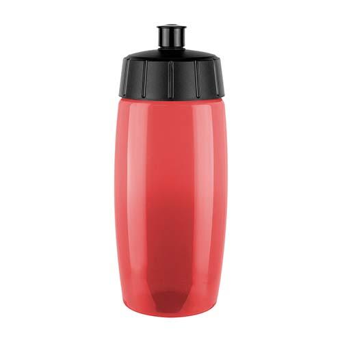 ANF 009 R cilindro sinker rojo translucido 5