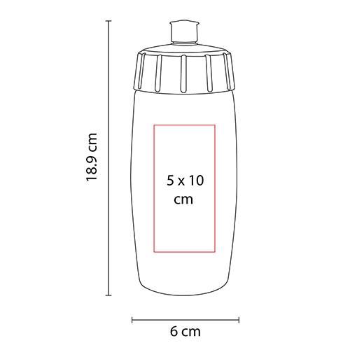 ANF 009 YS cilindro sinker amarillo solido 2