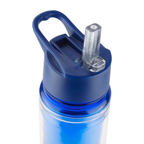ANF 010 A cilindro milo color azul translucido 2
