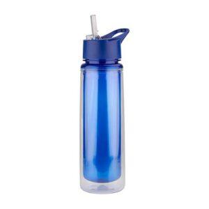 ANF 010 A cilindro milo color azul translucido
