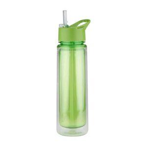 ANF 010 V cilindro milo verde translucido