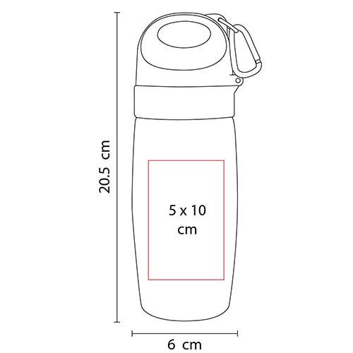 ANF 012 M cilindro evory color morado 3