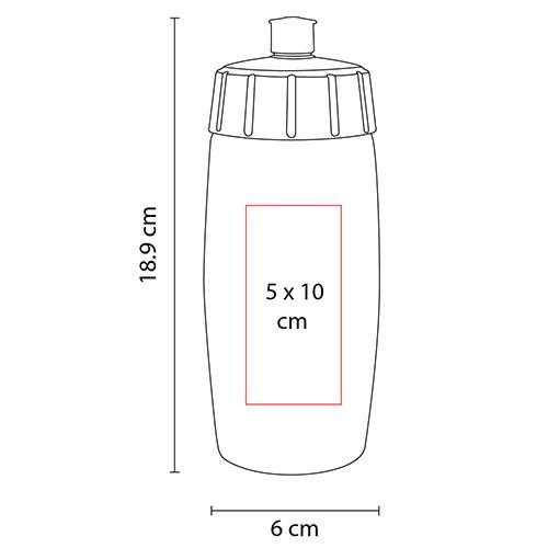 ANF 036 R cilindro naoli color rojo 3