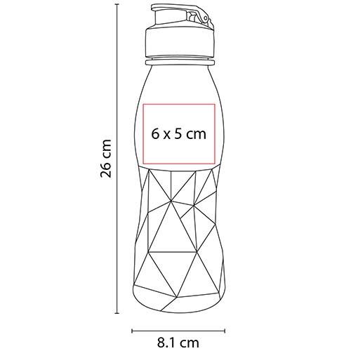 ANF 037 R cilindro neiva color rojo 3