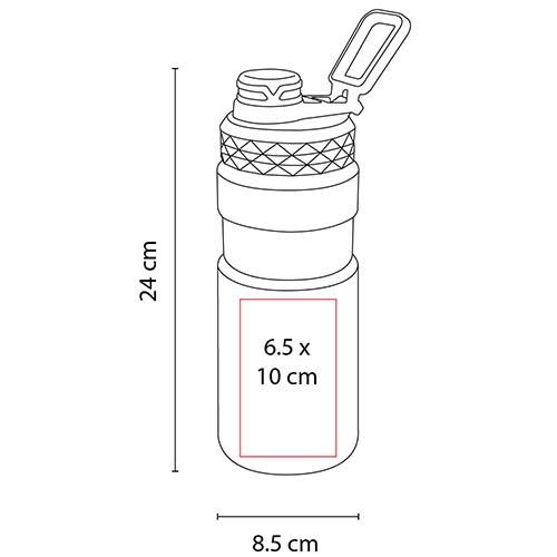 ANF 043 H cilindro hawara color humo 3