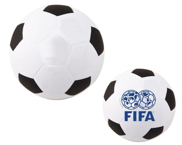 Antiestrés Futbol PU6 DOBLEVELA