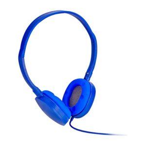 AUD 006 A audifonos kyar color azul