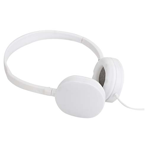 AUD 006 B audifonos kyar color blanco 3