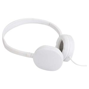 AUD 006 B audifonos kyar color blanco