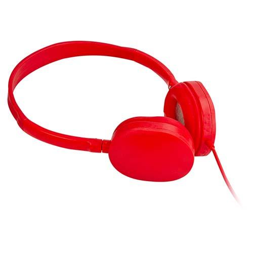 AUD 006 R audifonos kyar color rojo 4