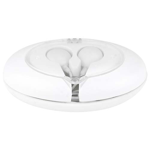 AUD 008 B audifonos hudson color blanco