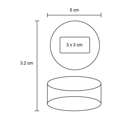 Audífonos de conexión de 3.5 mm. Con-2