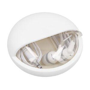Audífonos de conexión de 3.5 mm. Incluye