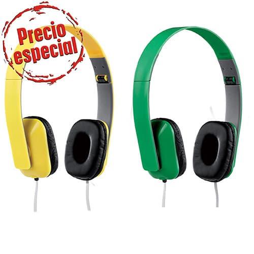 Audífonos Plegables de color