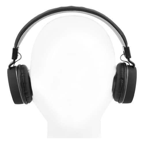 Audífonos plegables en acabado rubber-3