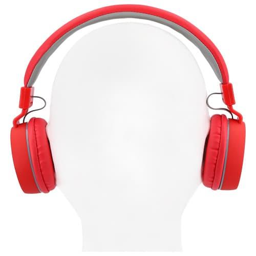 Audífonos plegables en acabado rubber-4