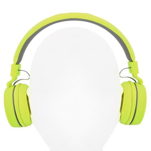 Audífonos plegables en acabado rubber-5