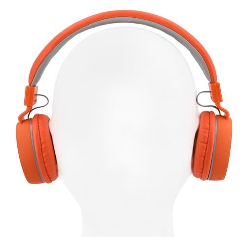 Audífonos plegables en acabado rubber-6