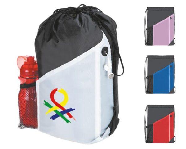 Backpack Lyon TX370 DOBLEVELA