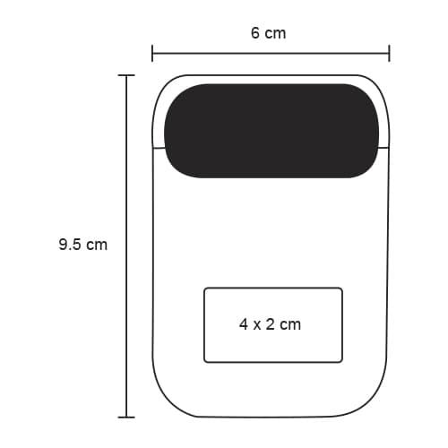 Batería portátil de acabado rubber y-2